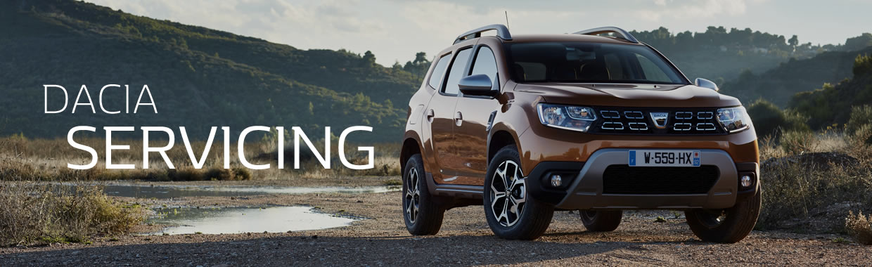 Dacia Servicing Offers