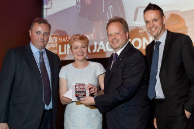 CITROËN GLOBAL CEO LINDA JACKSON NAMED 'MOST INFLUENTIAL BRIT IN THE CAR INDUSTRY'