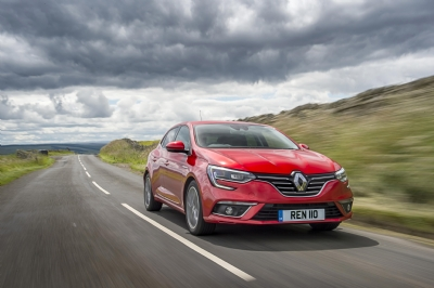 Try a new Renault to win ultimate Formula 1 Test Drive