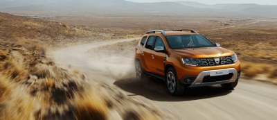 New Dacia Duster Pop in to discuss the new Duster