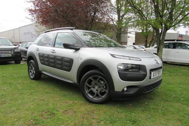 CITROEN C4 Cactus Hatchback 5-Door 1.2 PureTech Feel (110ps)