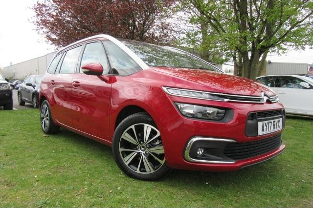 CITROEN New Grand C4 Picasso MPV 5-Door 1.6 BlueHDi (120ps) Feel