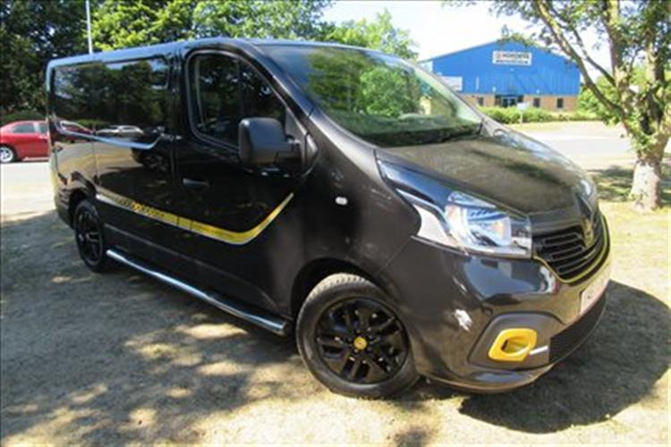 RENAULT Trafic 1.6 dCi SL27 Energy 125 E6 Business Panel Van