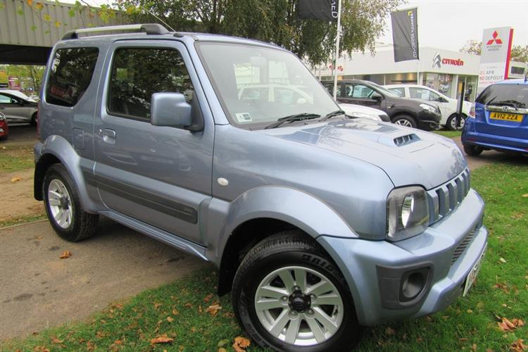 Suzuki Jimny For Sale In Northern Ireland