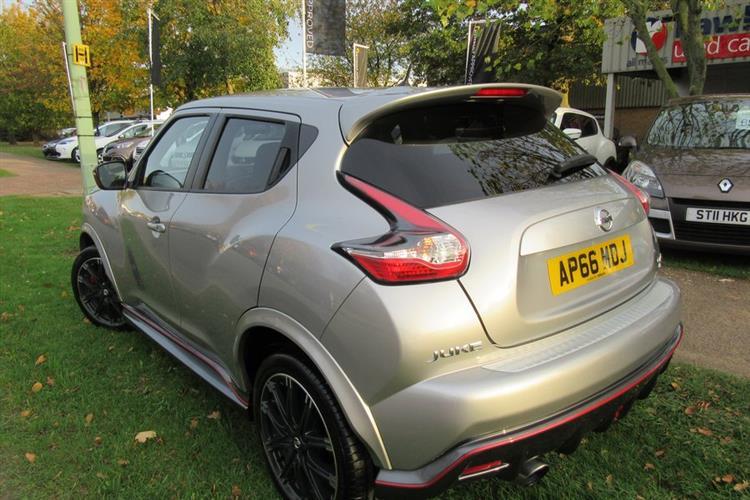 Nissan Juke Hatchback 5 Door 1 6 Dig T Nismo Rs For Sale At