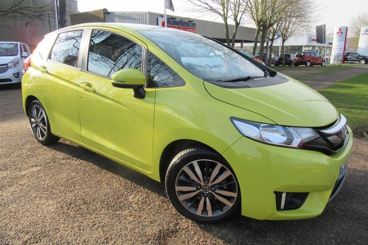 HONDA Jazz 5-Door 1.3 i-VTEC EX