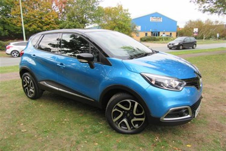 RENAULT Captur Crossover 0.9 90 Dynamique S MediaNav Stop/Start Energy