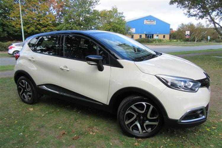 RENAULT Captur Crossover 0.9 TCe 90 Dynamique Nav ENERGY Stop/Start