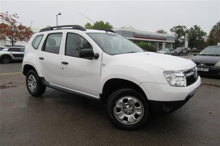 DACIA Duster Station Wagon 5-Door 1.5dCi 110 (107bhp) Ambiance