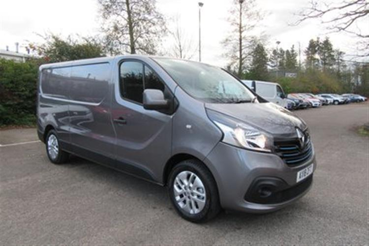 e56320bbf8 RENAULT Trafic 1.6 dCi LL29 Energy 125 E6 Business Panel Van for sale at  Rawlinson Group