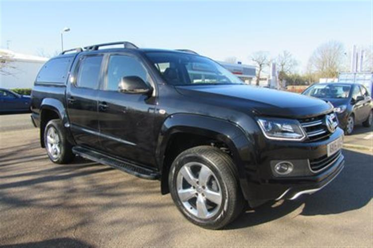 VOLKSWAGEN CV Amarok 2.0BiTDi (180PS) Ultimate 4MOTION Sel Pick-Up