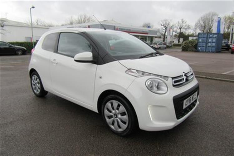 CITROEN C1 Hatchback 3-Door 1.2 PureTech Feel