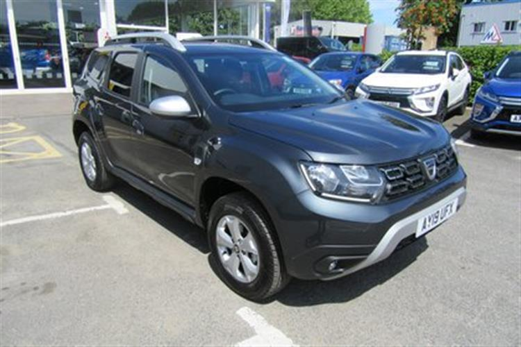 DACIA Duster Station Wagon 5-Door 1.3 TCe (130bhp) Comfort (s/s)