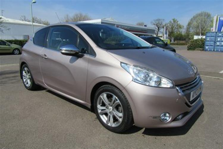 PEUGEOT 208 3 Door Hatchback 1.4 VTi 95 Allure