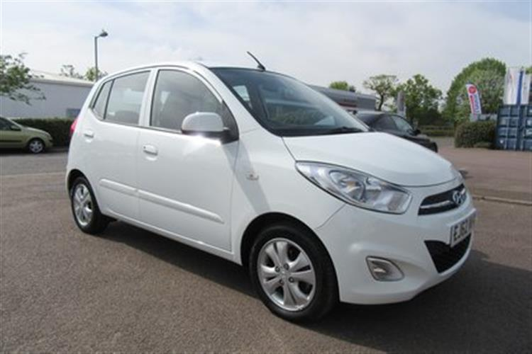 HYUNDAI i10 5 Door 1.2 Active