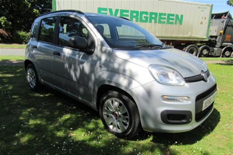FIAT Panda Hatchback 5-Door 1.2 Easy