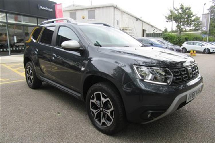 DACIA Duster Station Wagon 5-Door 1.5dCi (115bhp) Prestige Blue (s/s)