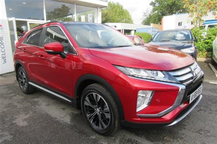 MITSUBISHI Eclipse Cross SUV 1.5 (160bhp) Exceed