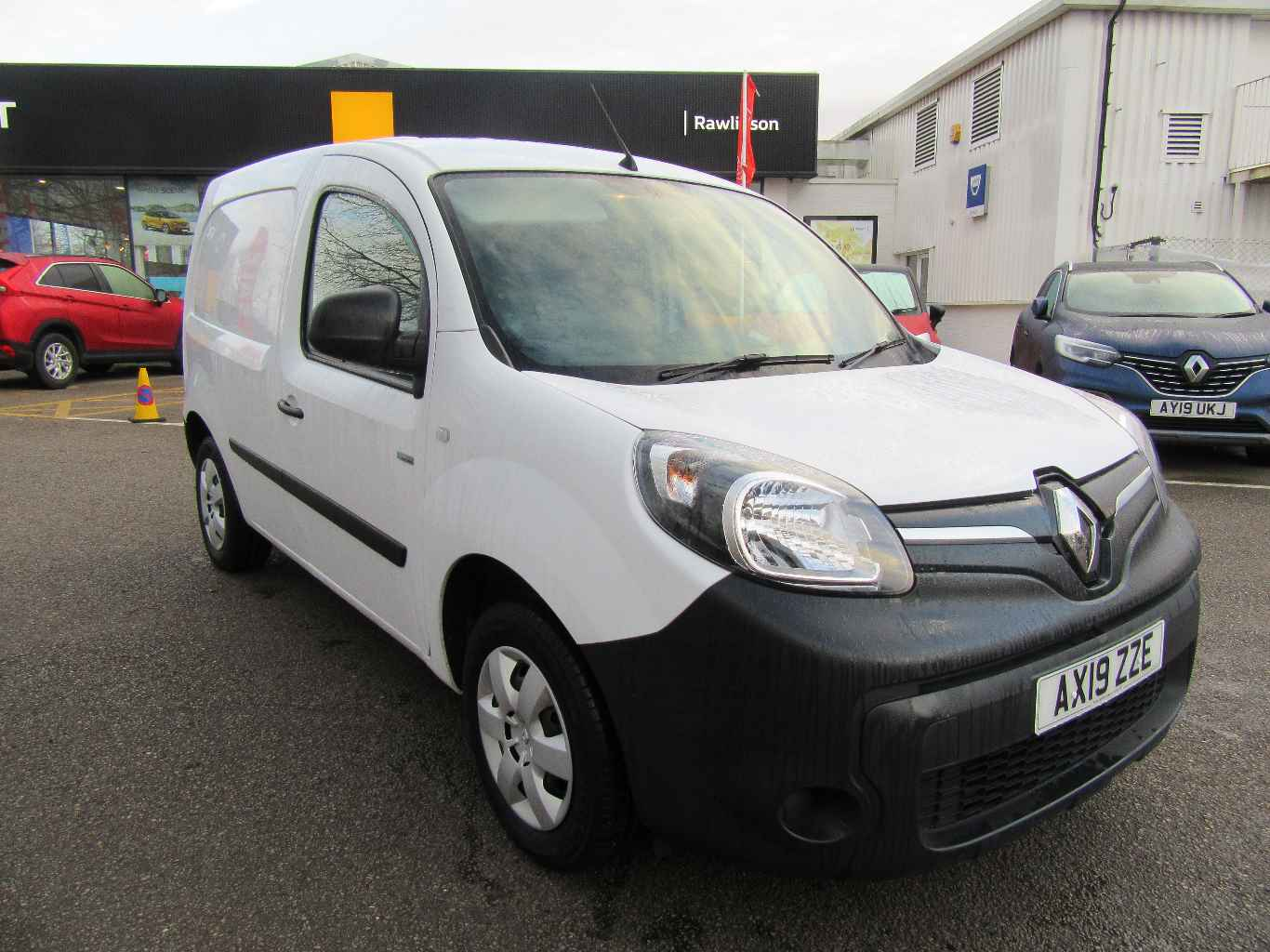 Renault Kangoo Business Ml20 I Ze