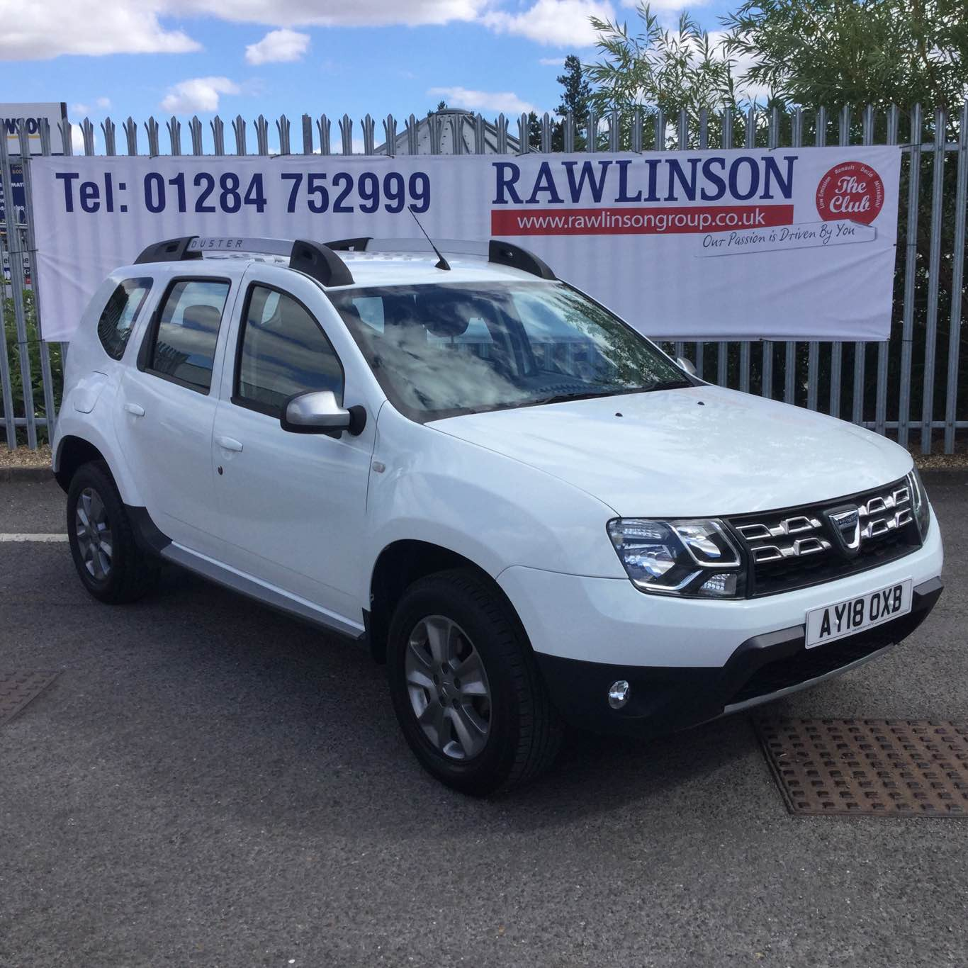 Dacia DUSTER 1.5 Blue DCI Laureate