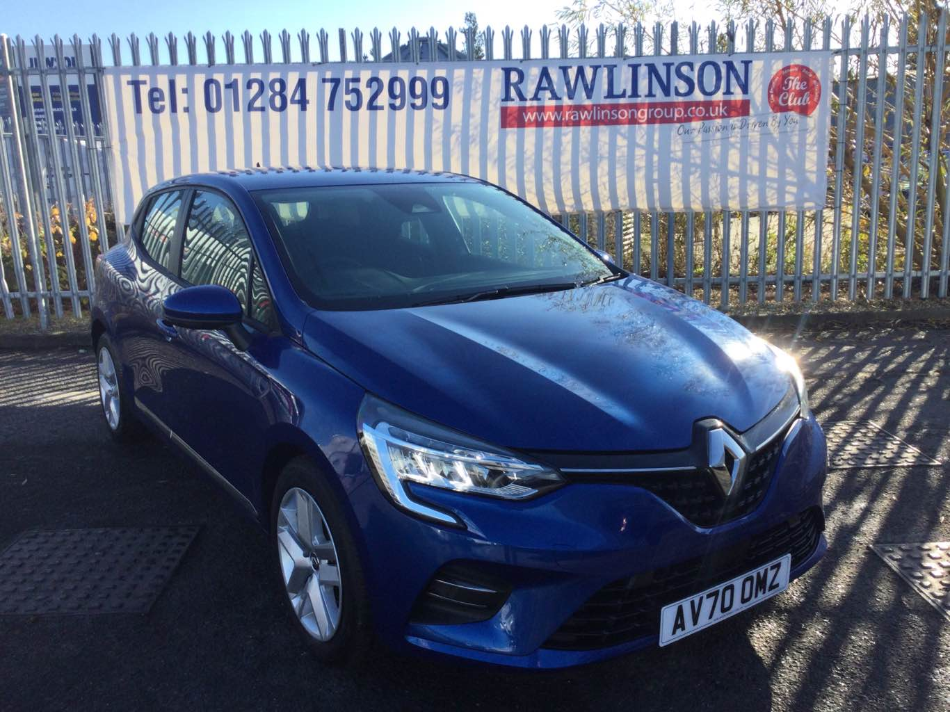 Renault Clio Hat 1.0 Tce 100 Play