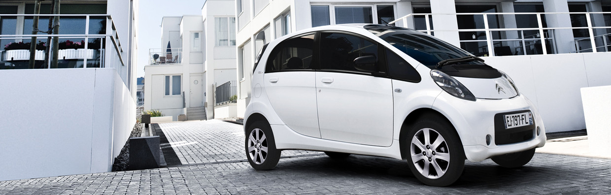 New Citroën c-zero