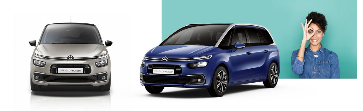 New Citroën New C4 Grand Picasso