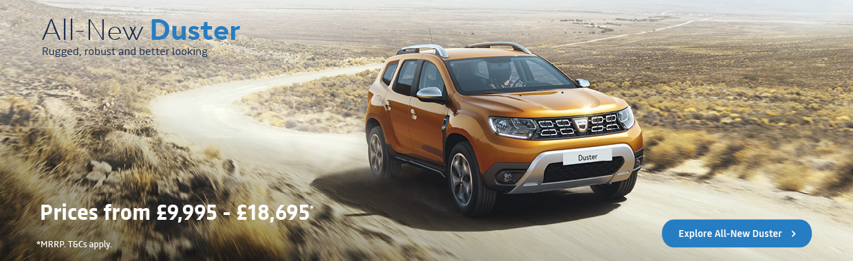 New Dacia New Duster