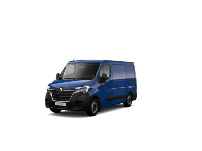 Renault All New Master Caribbean Blue
