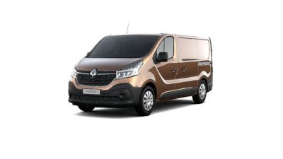 Renault New Trafic Van Copper Brown