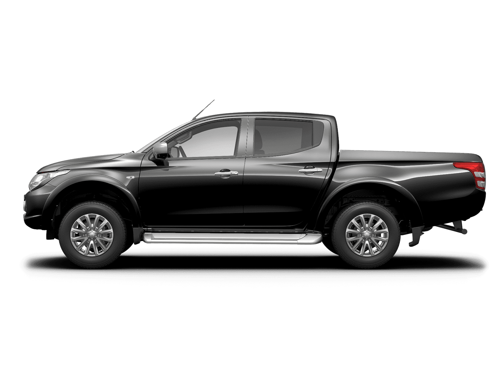 Mitsubishi L200 Double Cab Range Diamond Black