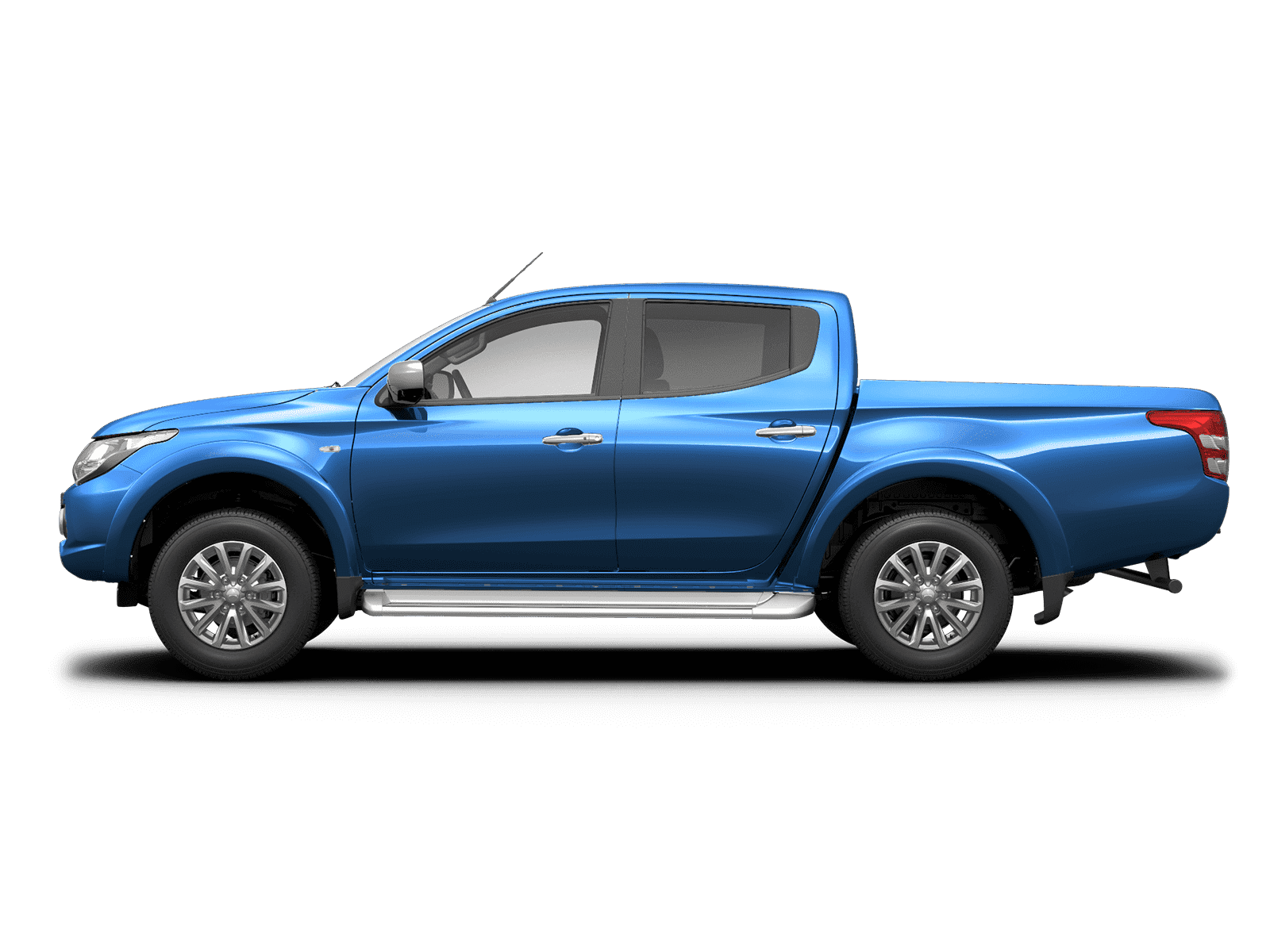 Mitsubishi L200 Double Cab Range Electric Blue