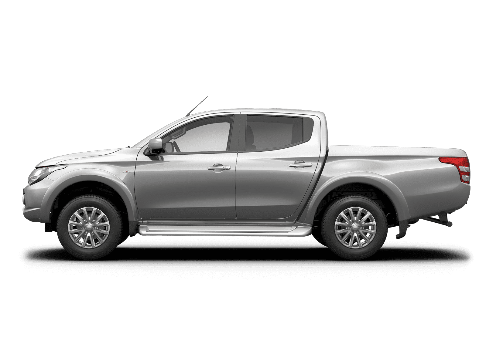 Mitsubishi 19MY L200 Double Cab Range Stirling Silver