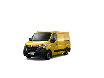 Renault All New Master Yellow