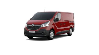 Renault New Trafic Van Majma Red
