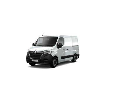 Renault All New Master Mineral White