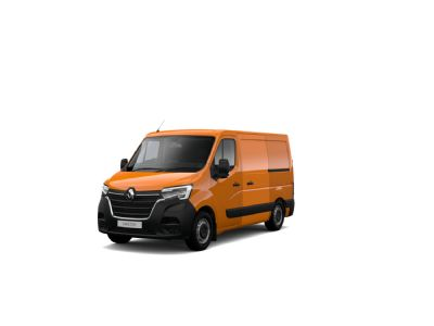 Renault All New Master Orange