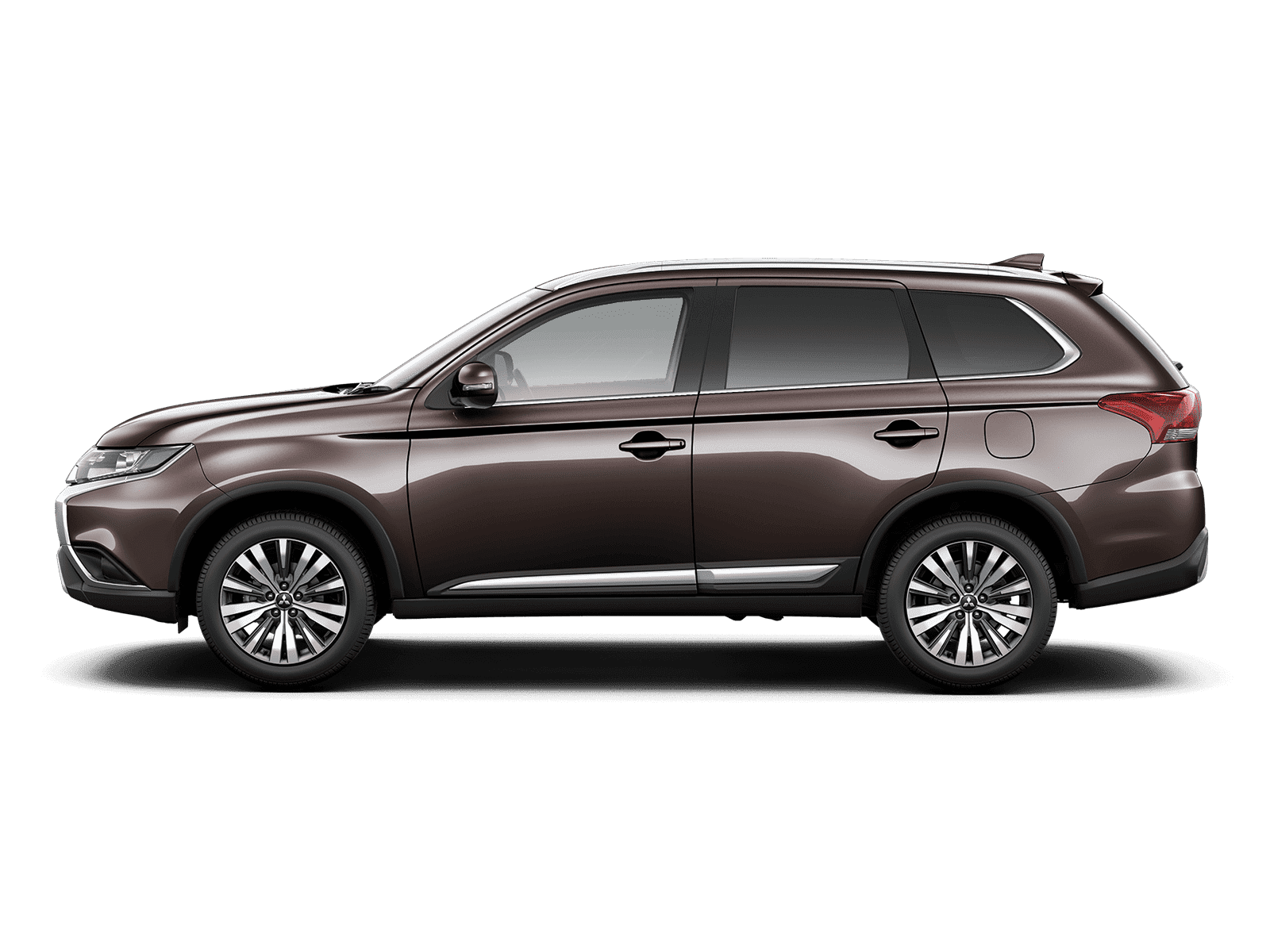 Mitsubishi Outlander PHEV Automatic Hybrid Granite Brown