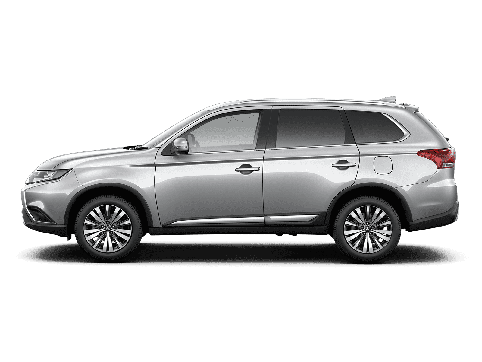 Mitsubishi Outlander PHEV Automatic Hybrid Sterling Silver