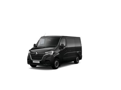 Renault All New Master Pearl Black