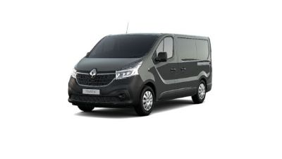 Renault New Trafic Van Urban Grey