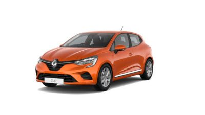 Renault New Clio  Velencia Orange