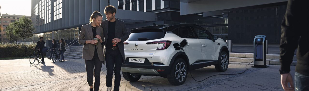 New Renault All-New CAPTUR  E-TECH Plug-in Hybrid