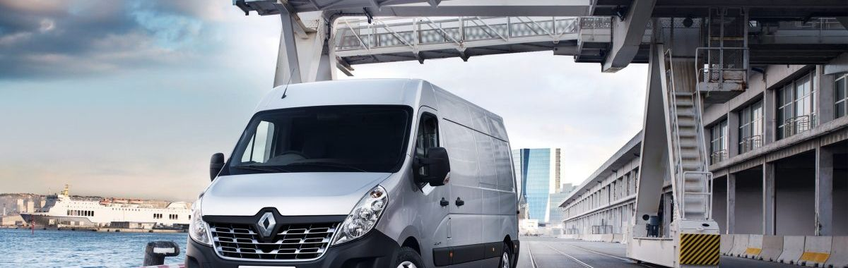 New Renault Master