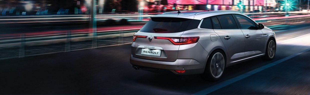 New Renault Megane Tourer