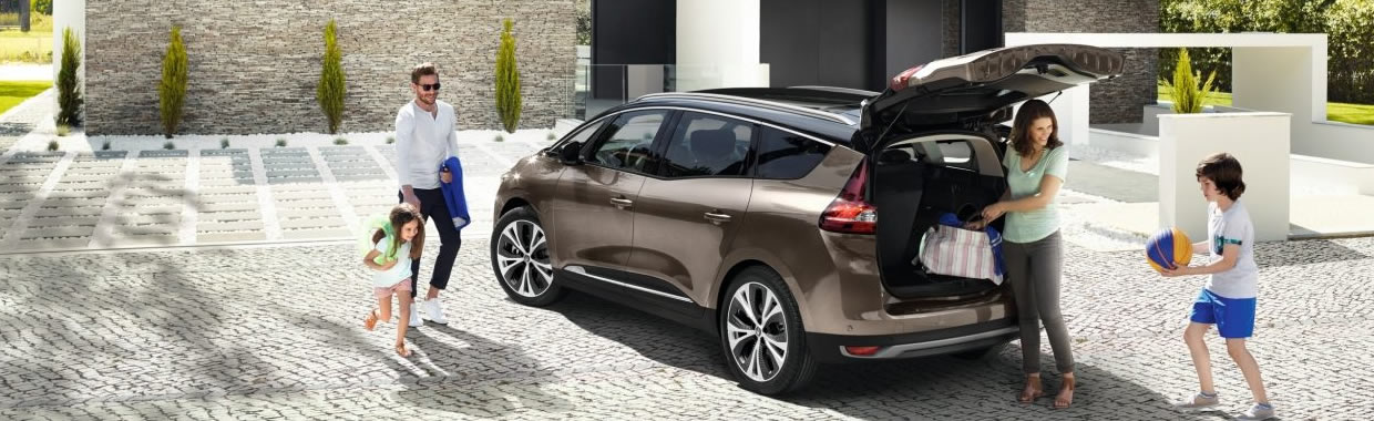 RenaultGrand Scenic Offers