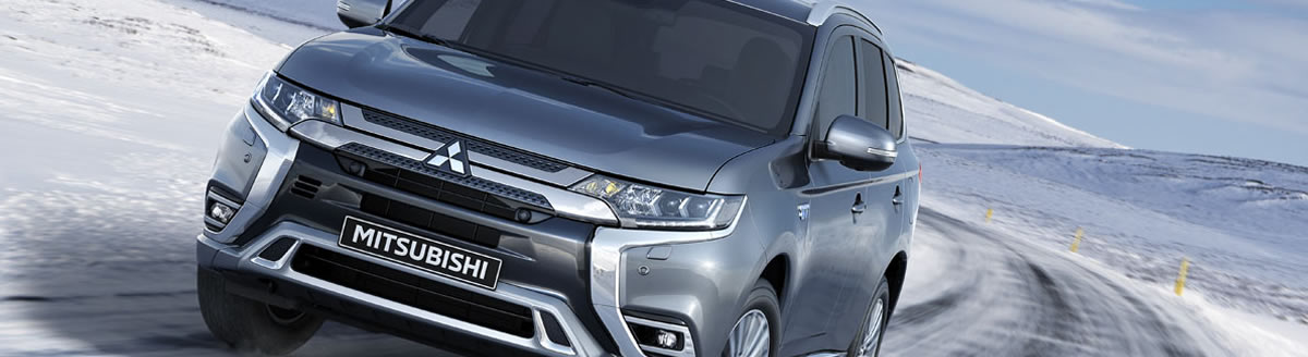 MitsubishiOutlander PHEV Offers
