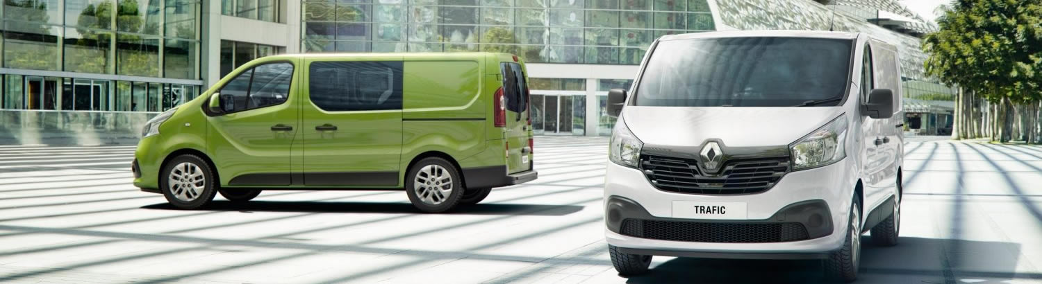 RenaultTRAFIC Offers
