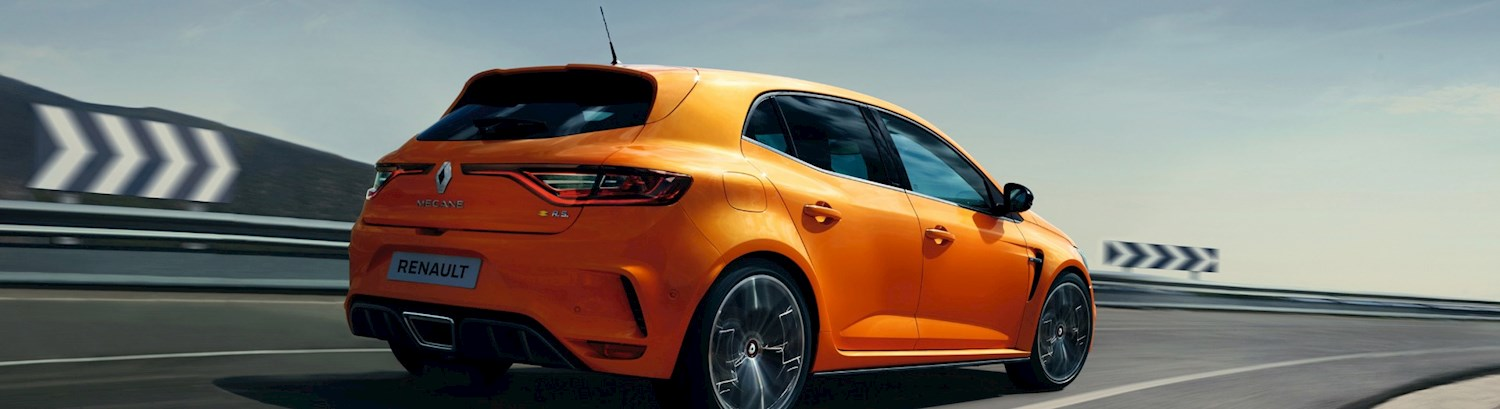 New Renault Megane RS 280