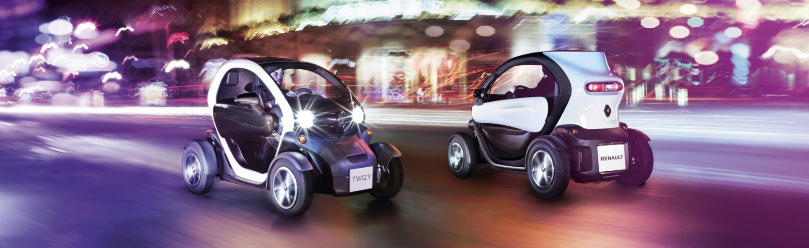 New Renault Twizy